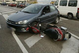 accidentes en moto en la Ciudad de Córdoba