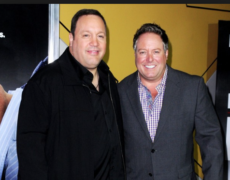 Kevin James. He Is The Younger Brother Of Gary Valentine ...