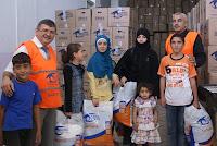 Kimse Yok Mu, Syrian refugee relief