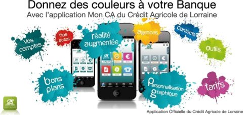 Application Mon CA