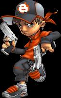 Donwload imagem Mascotes Render+boneco+atirador