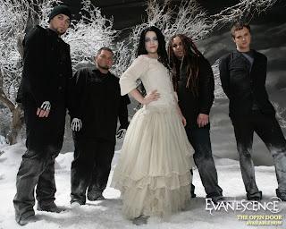 Daftar 10 Lagu Evanescence Terbaik
