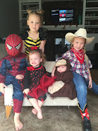 My life full of wild animals, cowgirls, ballerinas and superheroes!