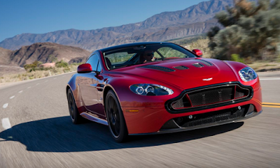 2015 Aston Martin V12 Vantage S Specs and Release Date