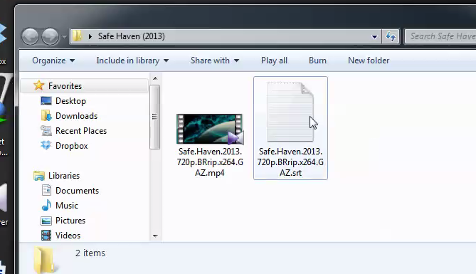 How to Download and load Subtitles In VLC Media Player for any Movie