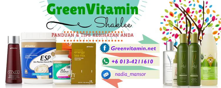Panduan dan Tips Kesihatan Vitamin Semulajadi