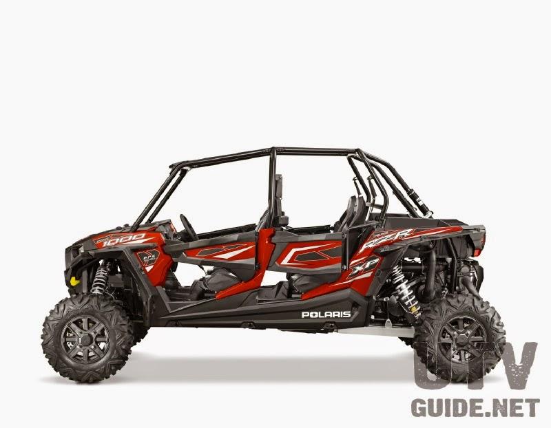 2015 RZR XP 4 1000