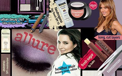 Allure Free Samples and Sweepstakes of 2013