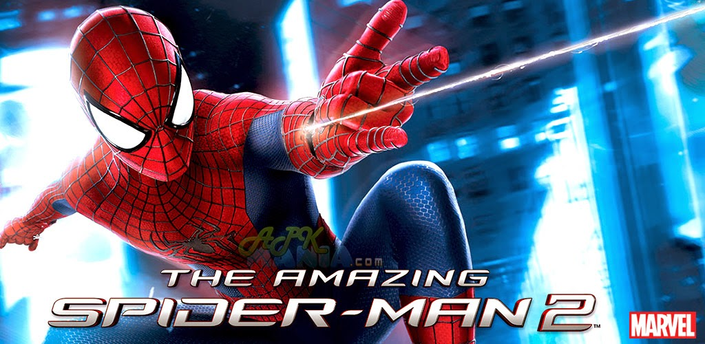 The Amazing Spider-Man 2 APK+DATA MOD Money | TANGGASURGA ...