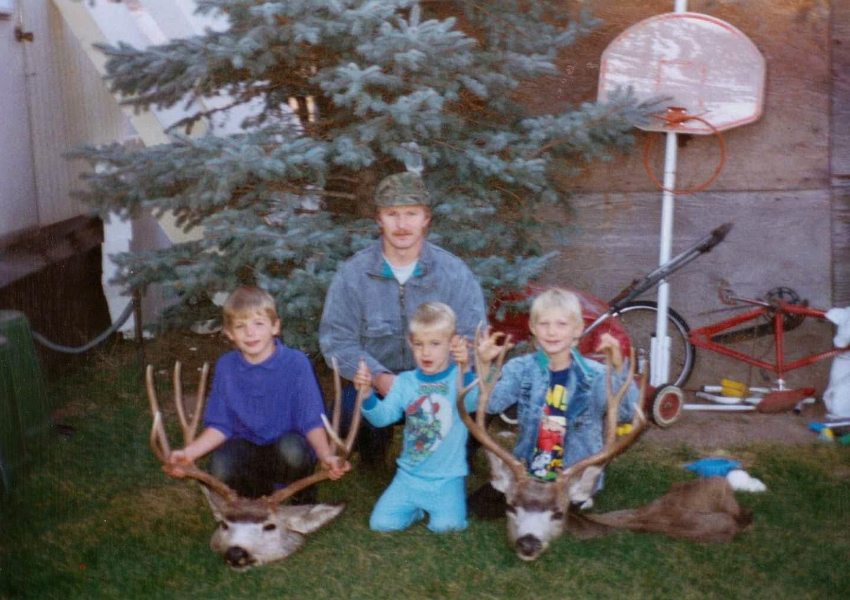 Families Hunt Together