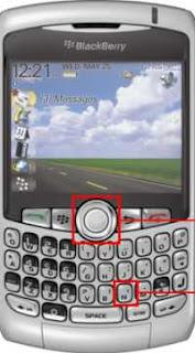 Cómo escribir la ñ en Blackberry