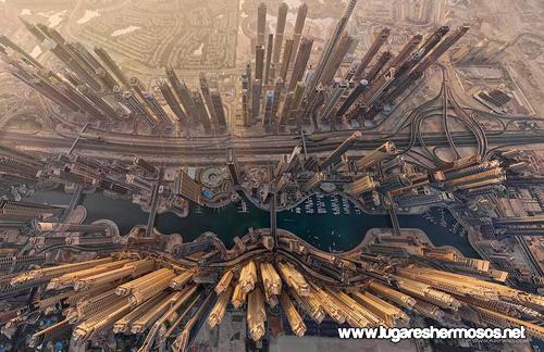 Dubai Marina, Emiratos Arabes Unidos
