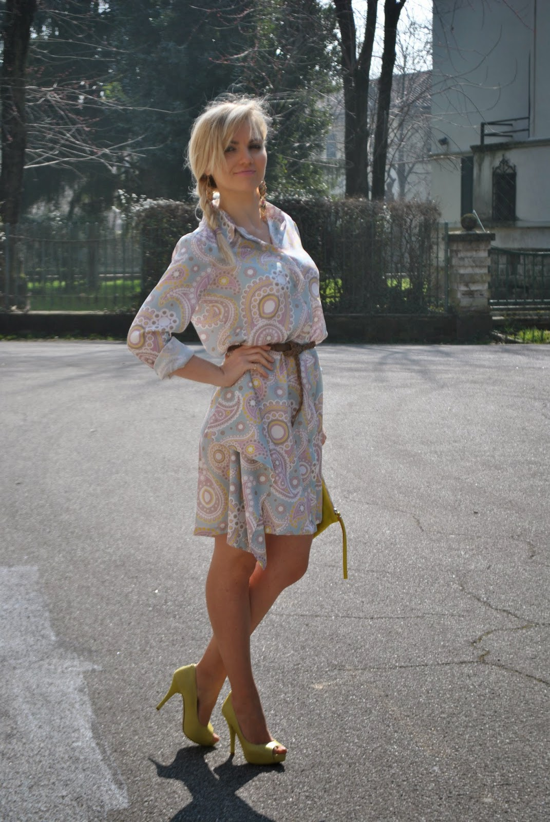 outfit primaverili outfit marzo 2015 outfit mariafelicia magno colorblock by felym mariafelicia magno fashion blogger blog di moda italiani blogger italiane di moda ragazze bionde fashion blogger bionde march outfits spring outfits fashion bloggers italy blonde hair blonde girls