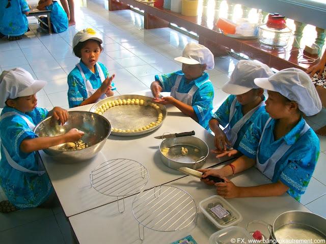 Cours de cuisines à Bangkok