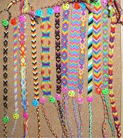 Friendship Bracelet String1