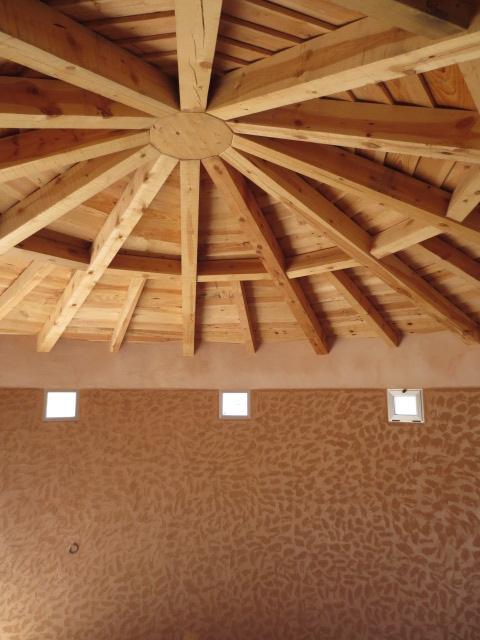 el talon sierte construcci n en segovia tejado de madera