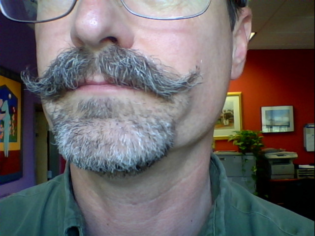 My Quest For The Epic Handlebar Mustache Mr Follicle Says That