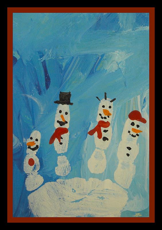 Art With Aubrey: Preschool - Christmas workshop