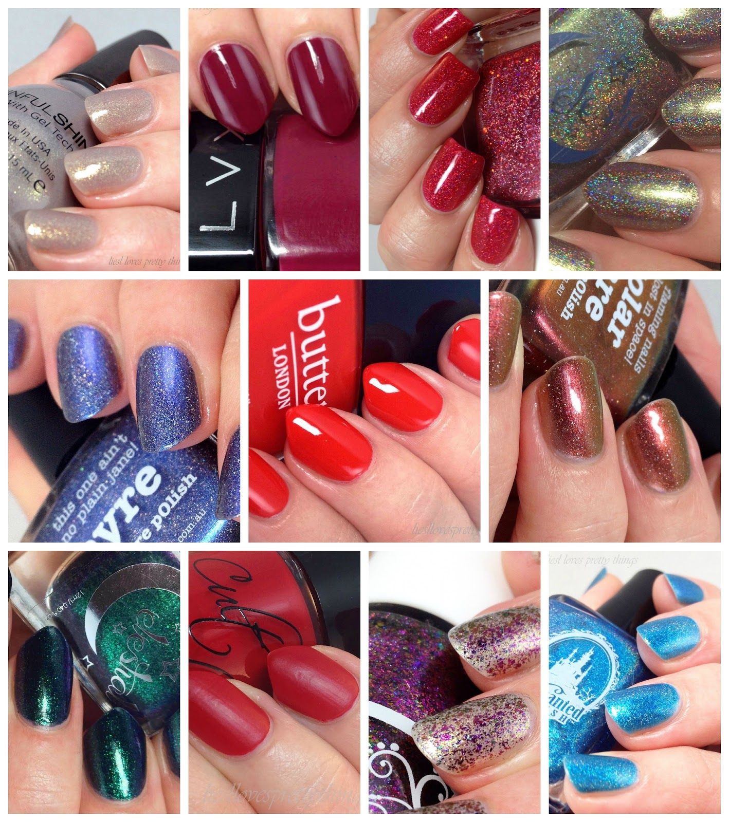 LLPT's Best Nails of 2014