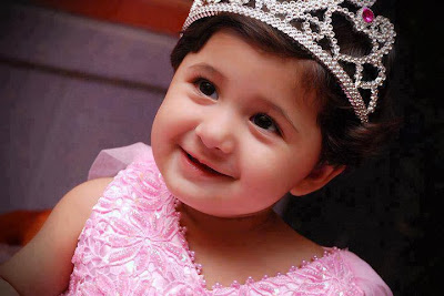 Cute Baby Girl Smiling Pictures