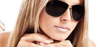 Sonnenbrillen sind in allen möglichen Tönungen erhältlich