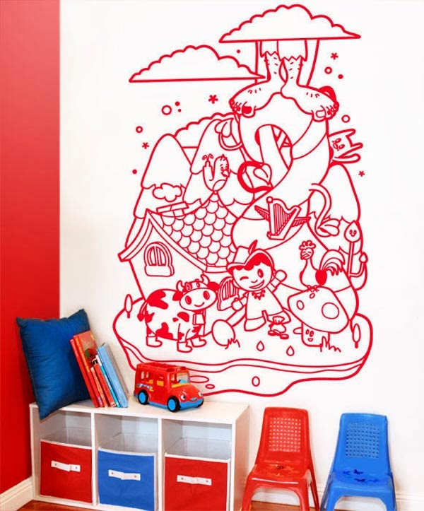 Amazing Wall Art Stickers