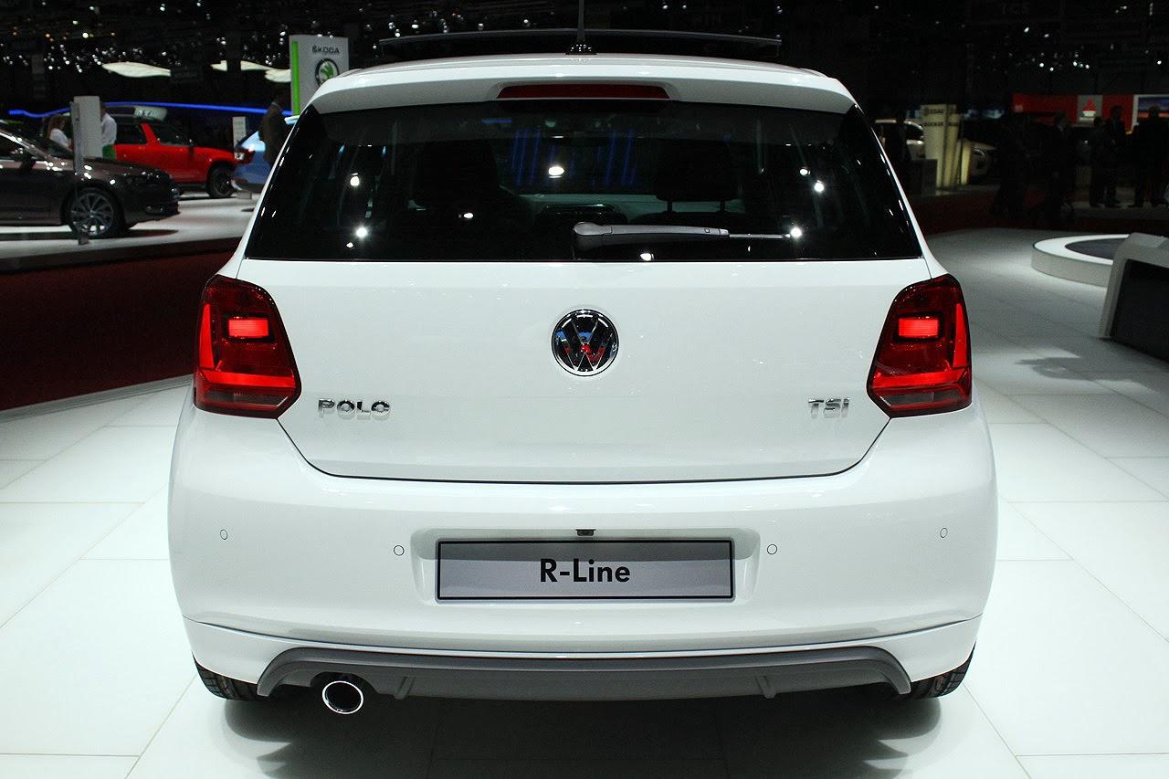 169 Automotiveblogz Volkswagen Polo Tsi R Line Geneva 2014