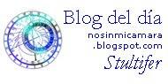"""Premio """"Blog del día"""" por """"virtualmente tú"""""""