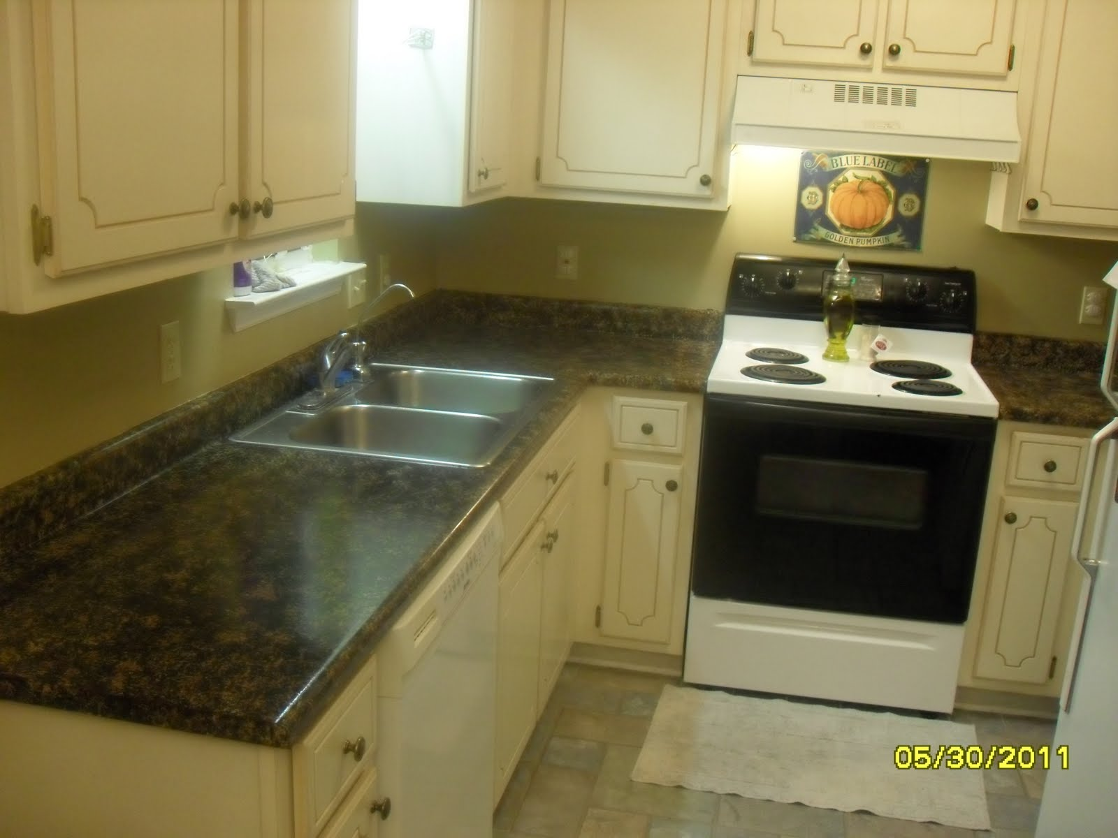 Countertop Paint Problems : Giani Granite Paint Giveaway Debbiedoos Party Invitations Ideas