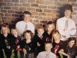 MY 10 GRANDKIDS - 2011