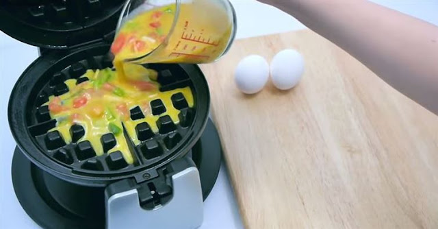 7 Ways To Use Your Waffle Iron For Foods Other Than Waffles