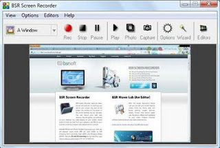 BSR Screen Recorder 6