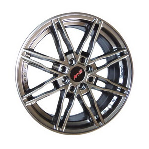 Smart GTO Hyper Black Velg Mobil Set
