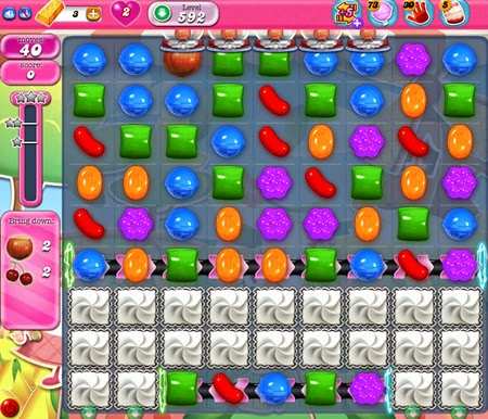 Candy Crush Saga 592