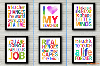 My Most Popular Bundle EVER (TEACHER PRINTS!)...over in the shop>>>