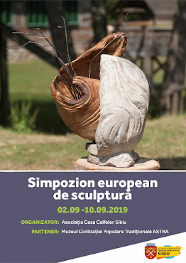 Simpozion European de Sculptură - 2-10.09.2019