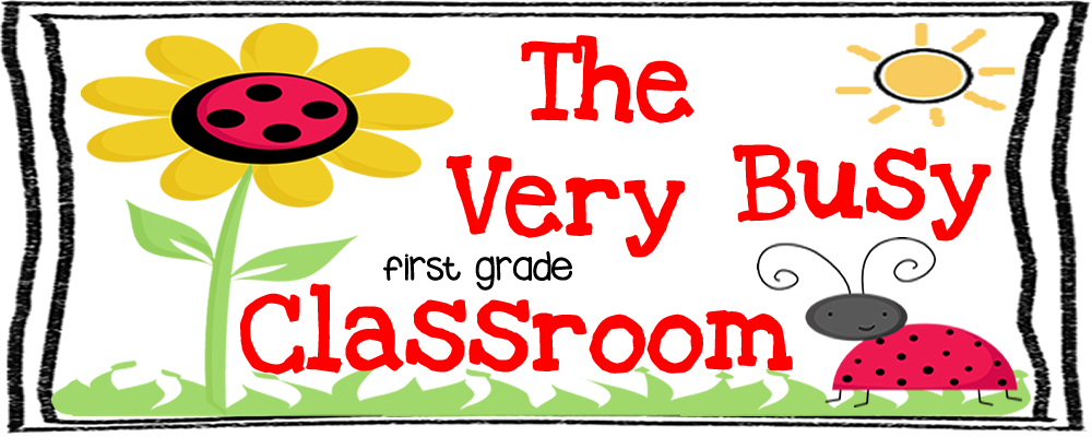 The Very Busy Classroom