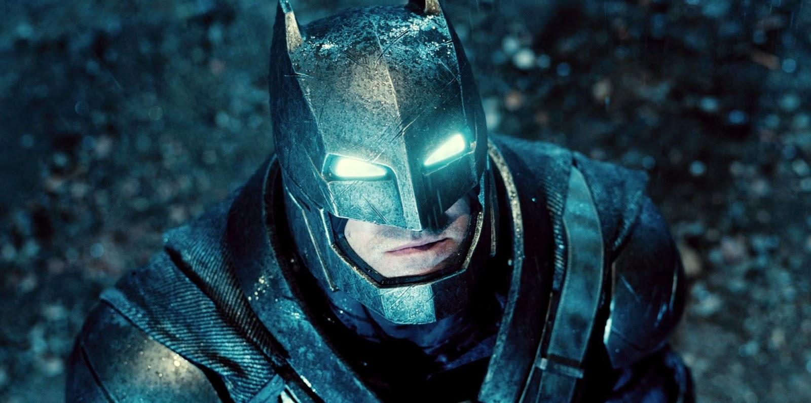 Batman vs Superman: A Origem da Justiça ganha primeiro trailer Dublado