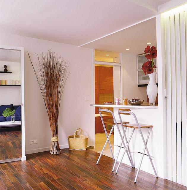 blog de decoração, decoração de kitnet, decoração de quitinete, apartamento decorado