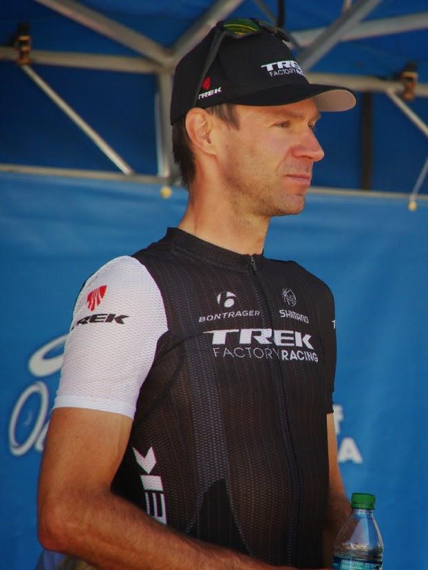 Jens Voigt - Pedal Dancer