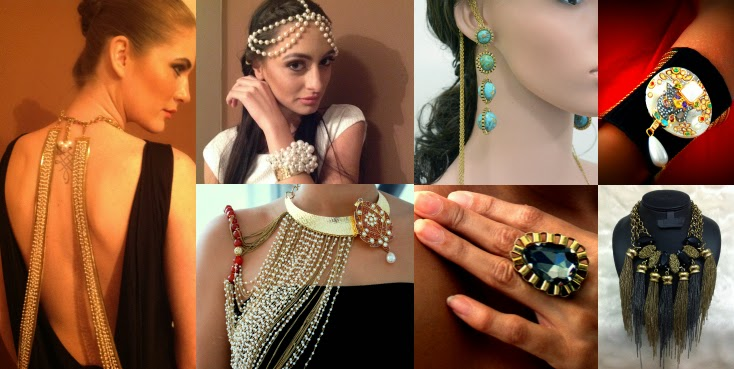 Rejuvenate Jewels, Indian Couture Costume Jewelry