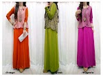 Gamis Spandex + Rompi SOLD OUT