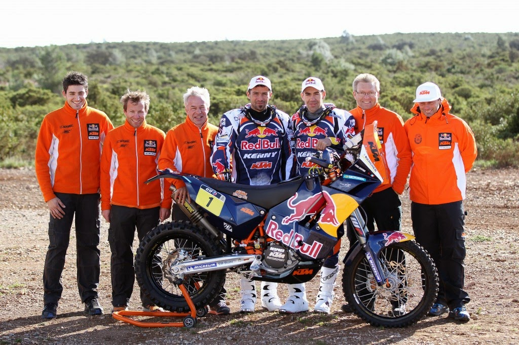 KTM 640 Adventures Redbull Bikes Photos
