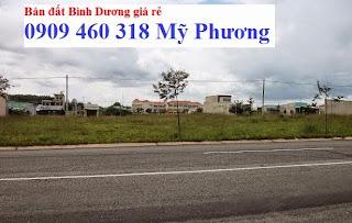 Cần bán lô G5 đất Mỹ Phước 3 Bình Dương giá rẻ