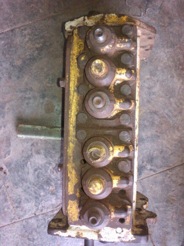 Used and reconditioned spare parts for caterpillar engine