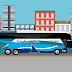 Comil HD - Ônibus em vetor