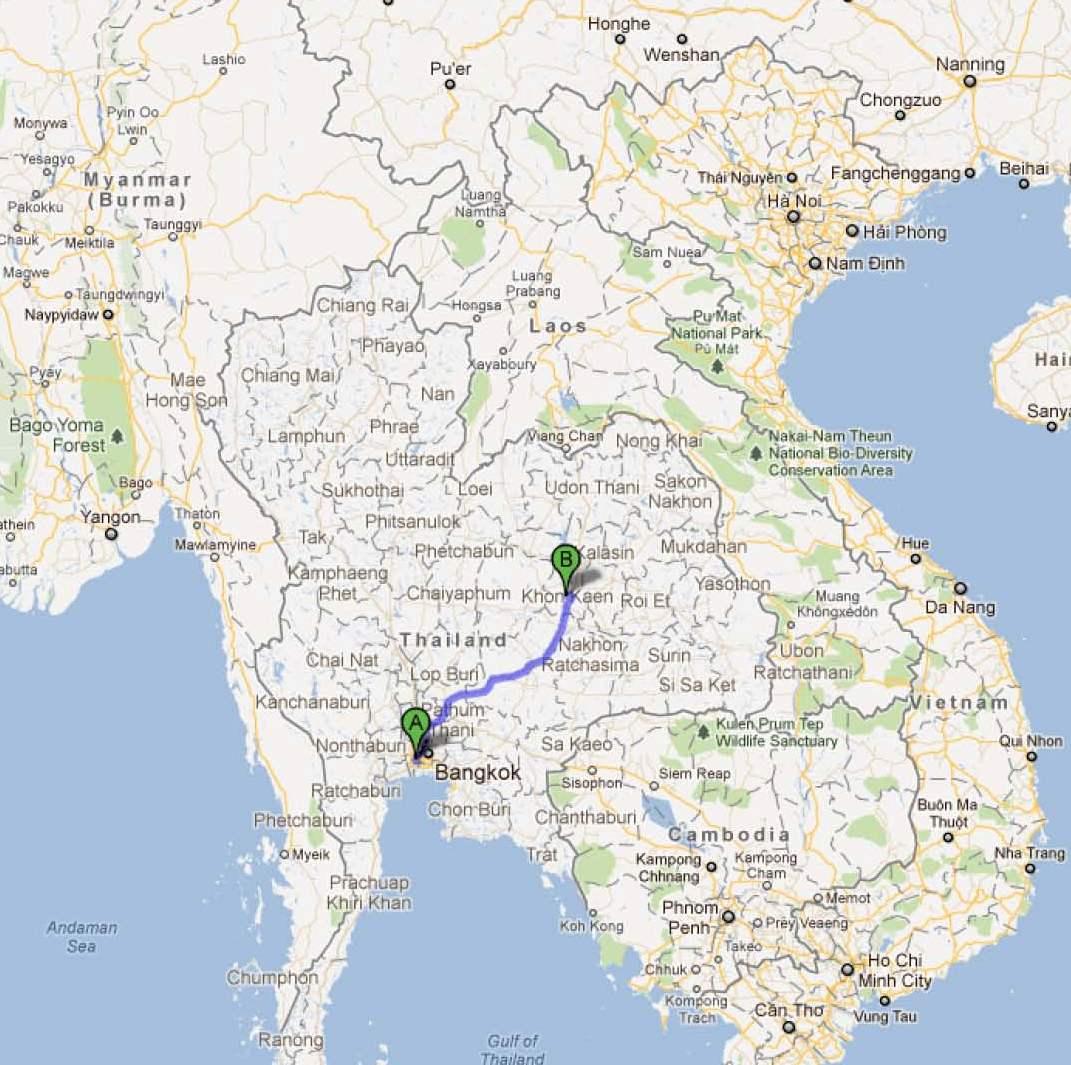 Khon Kaen Thailand  city images : Khon Kaen Bike Week
