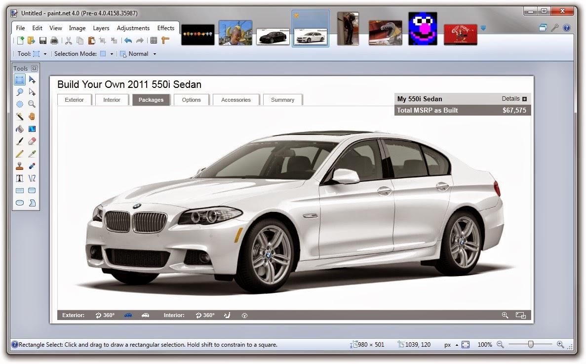 Paint Net 4.0.2 RC Update Terbaru