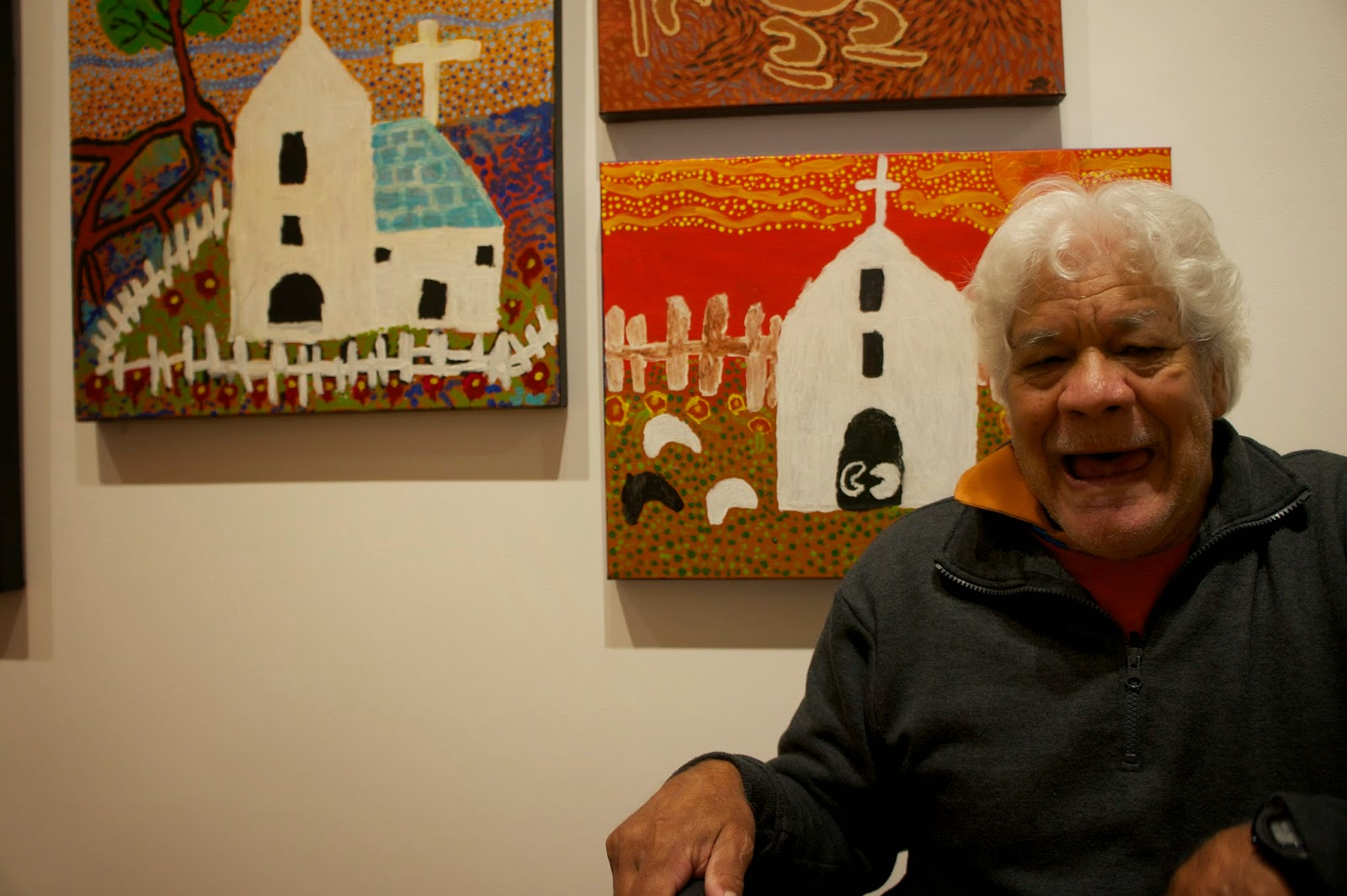 Chats to paul andrew about a new exhibition opening this week at ballinas northern rivers community gallery about artists living with disability and