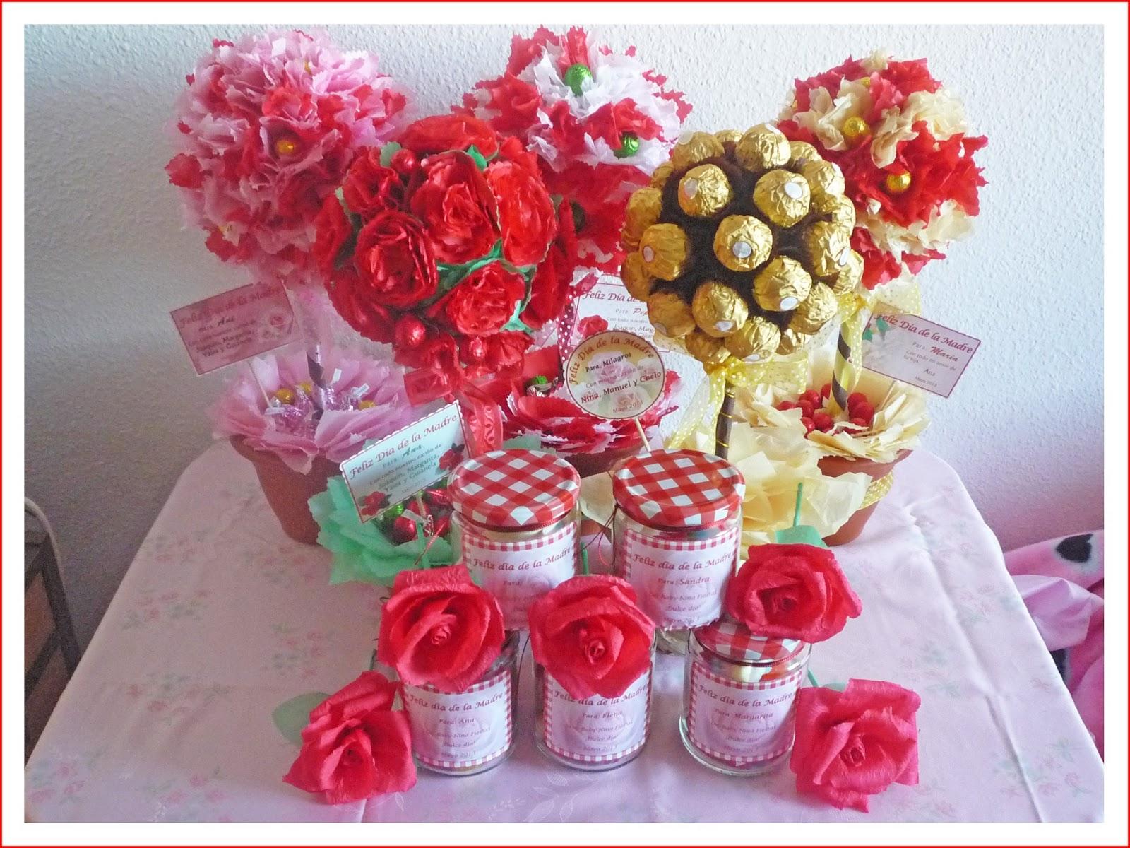 Baby nina fiestas topiarios de dulces y m s detalles para - Detalles de decoracion ...